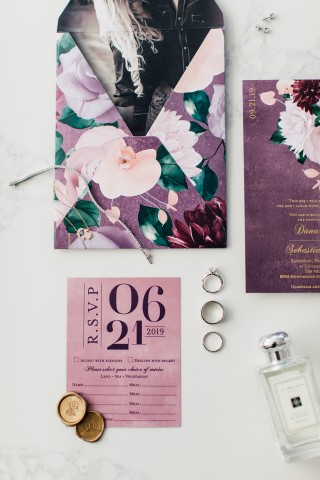how to address a wedding invitation envelope with guest