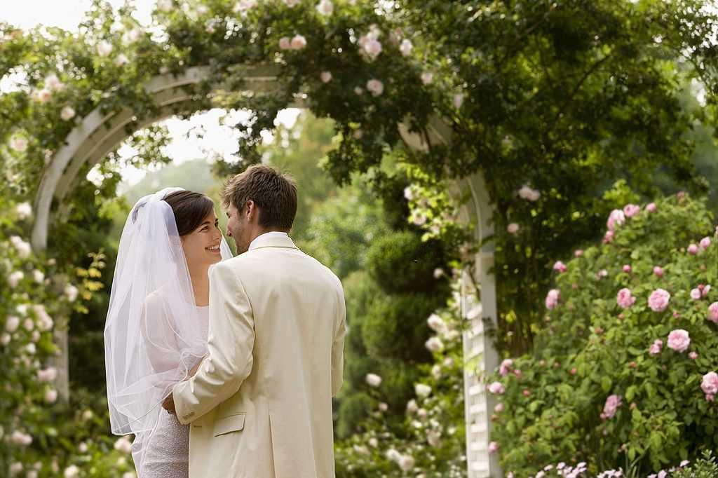 image of elopement wedding